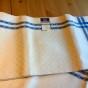 En vacker handduksräcka i hellinne, Almedahls.