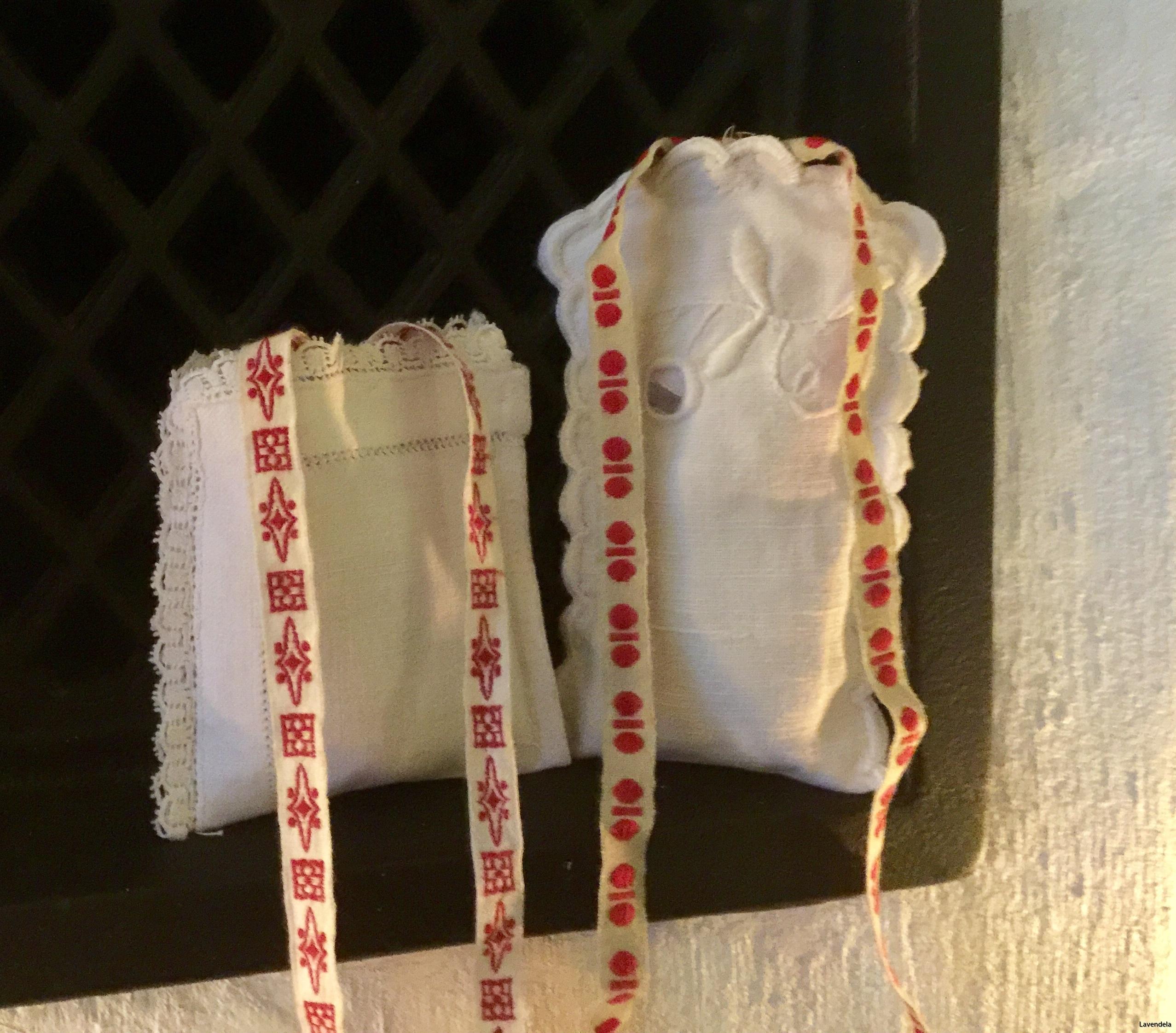 Omsydda textilier