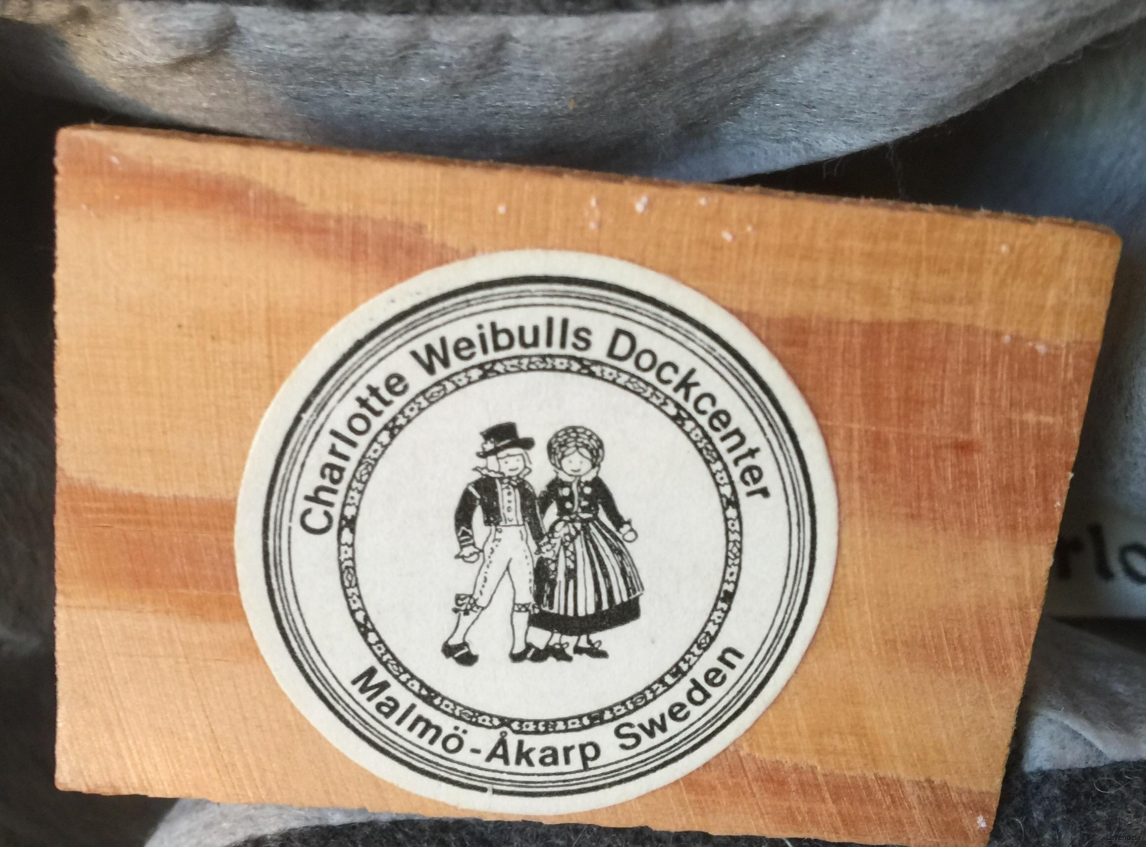 Märket med Weibull