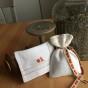 Två handsydda lavendelpåsar med vår ekplavendel!