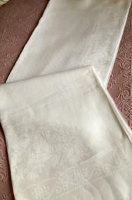 Se Upp! En vacker damastduk, 270 cm x 150 cm! - Utförsäljning!  En vacker damastduk