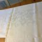En vackert linneglänsande damastduk, 210 x 150 cm!