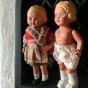 Rea! Två små gulliga dockor i fint skick!