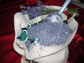 80 gr ekologisk lavendel! - 80 gr eko lavendel