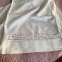 REA! Sex delar äldre vackra örngott, lakan i finaste linne!