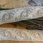 Fin handvirkad spets över 250 cm lång! Oanvänd! - Fin handvirkad spets över 250 cm lång
