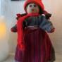 Julpris! En fin docka från C. Weibulls! Tomtemor!