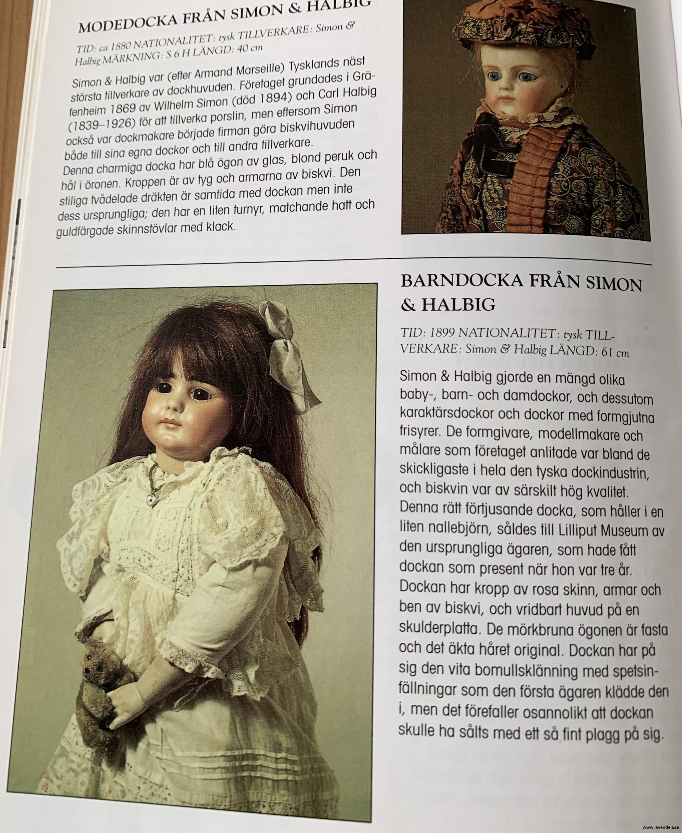 Veta mer om dockor!