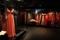 Kungl Vintage röda rummet