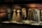 Kungl Vintage ljusa rummet
