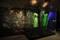Kungl Vintage grön/blå rummet