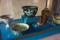 Kvinnliga Pionjärer, Keramik