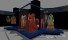 Törnrosa Rum 1 3D-skiss