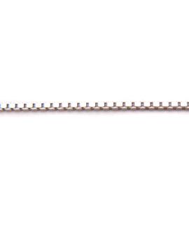Silverkedjor - Venecia 40 cm