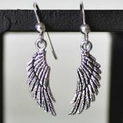 On angels wings - Silverörhängen