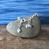 Armband Hjärtan, kraftig länk