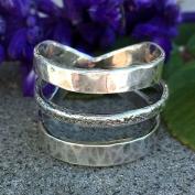 Ariel - Hamrad silverring