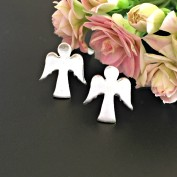 Angel - Små söta silveränglar