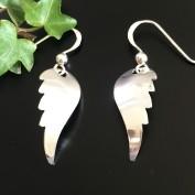 Stilrena änglavingar - Silverörhängen