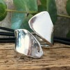 Isadora - Stilren ring i mjuka former