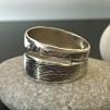 Leona - Snygg silverring