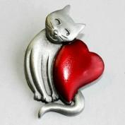 Katten med det stora hjärtat