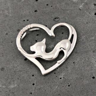 Katthjärtat - Silverhänge