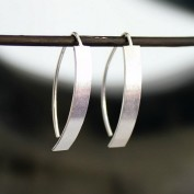 Nicole - Silverörhängen