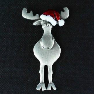 Julälgen - Pinbrosch