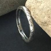 Lowa - Smal silverring