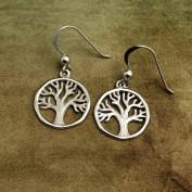 Livets träd - Silverörhängen