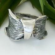 Liza - Silverring i vacker design