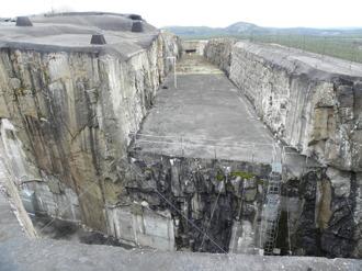 Bodens fästning. Rödbergsfortet