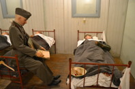 Många blev sjuka, självstympning och självmord förekom, allt för att inte bli utlämnade till Sovjetunionen.
