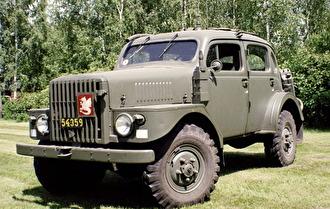Volvo radiopersonterrängbil 915 ( Suggan)