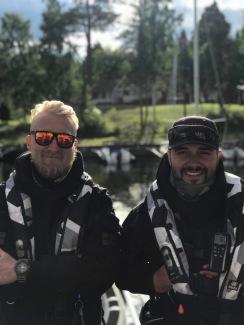 Jens Lidberg & Antonio Lizano