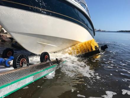 Tvättkort Båttvätten