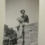 Staffan i ung ålder