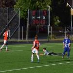 keepern biter i gräset och Jocke väntar på att tavlan skall slå om till 0-1