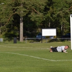 3 gamle hik-målvakten daniel wikström får bita i det sura gräset och det är 1-2