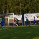 7-1 william axelsson spelas fram av theo jonsson och  serverar Axel Rundquist som skickar in päronet