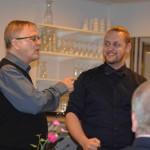 Claes Bagarn Johansson utsågs till Årets Hjälp