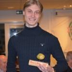 Emil Rygert tog hem Moses Minne 2017