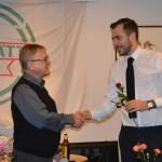Årets Ungdomsledare Robert Albers