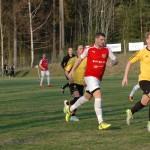 Daniel Johansson gör sin 150 match i A-lagsdressen