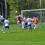 Anton Grännö i bollkamp