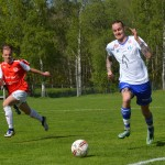 Theo Jonsson på jakt