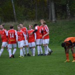 lucas andersson har gjort sitt första mål i den rödvita tröjan