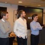 De nominerade till Mosets Minne var Rickard Crona, Elias Larsson,  Robin Waern och Alfred Blomgren