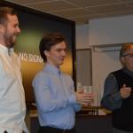 Finalen av Mosets Minne stod mellan Robin Waern och Alfred Blomgren